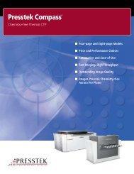 Presstek Compass® - RTI Global Inc.