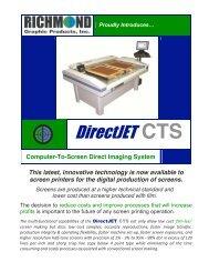 RichmondGraphics DirectJet CTS - RTI Global Inc.