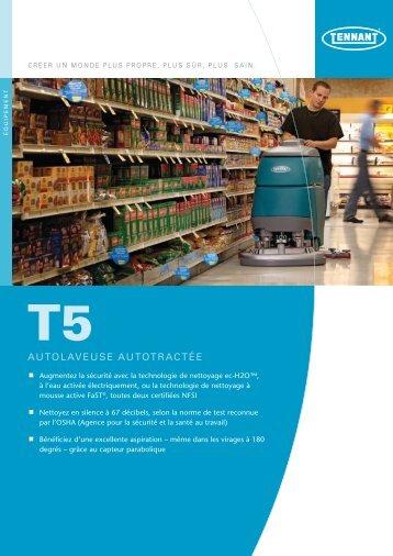 AUTOLAVEUSE AUTOTRACTÉE - RTM International