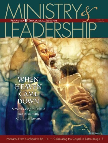 When heAVen CAMe DOWn - Reformed Theological Seminary