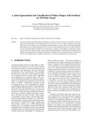A Joint Segmentation and Classification of Object Shapes with ...