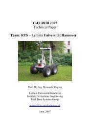 RTS - Leibniz Universität Hannover