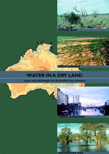 Water in Australia