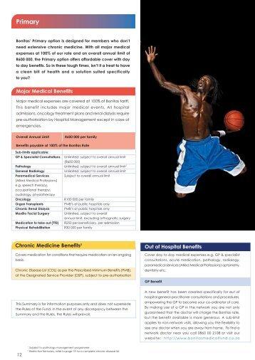2010 Sales Brochure