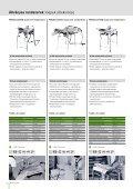 Állványos rendszerek - Festool - Page 5