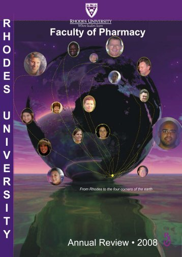 Review 2008 - Rhodes University