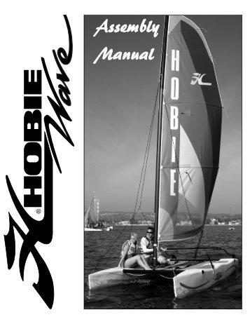 Wave Manual Rev C.qxd - Hobie Cat