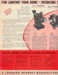 1939 Chore-Horse generator brochure - ruc enterprises - Page 2