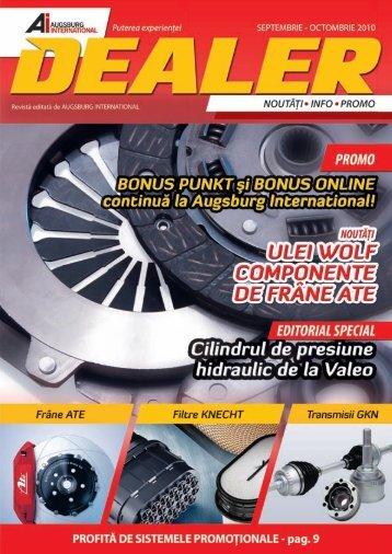 dealerseptembrie-oct.. - Augsburg International