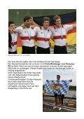 Bayerische Ruderer zeigen ihre Klasse und gewinnen vier WM ... - Page 2