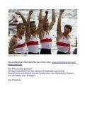 Bayerische Ruderer zeigen ihre Klasse und gewinnen vier WM ... - Page 4