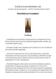 Mechthild von Hackeborn: