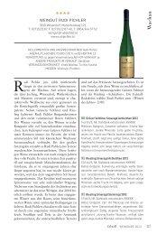 318-339 Wachau 2 gereiht.indd - Weingut Rudi Pichler