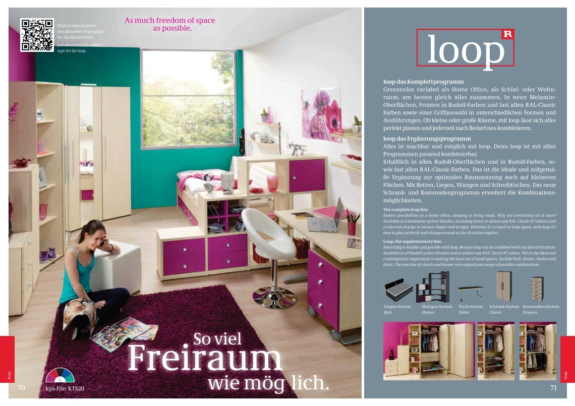 10 free magazines from rudolf moebel de. Black Bedroom Furniture Sets. Home Design Ideas