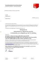 Einladung Heringsessen mit Rüdiger Veit, 22.2.12