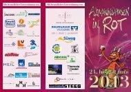 Laden Sie hier das Veranstaltungsprogramm herunter - Rüdesheim