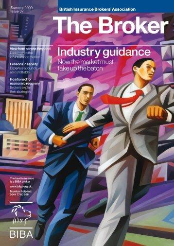 The Broker - British Insurance Brokers' Association