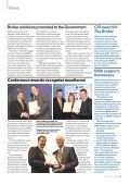 The Broker - British Insurance Brokers' Association - Page 5