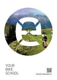 ELEMENTS BIKE TOUREN PDF - Bikeschule Leogang