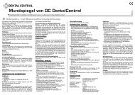 Deutsch - Dental Central