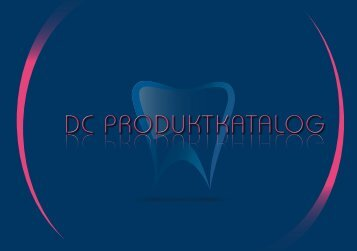 DC Produktkatalog (PDF) - Dental Central