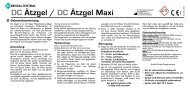 DC Ätzgel / DC Ätzgel Maxi - Dental Central