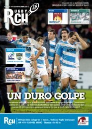 Noviembre 2012 - Rugby Champagne Web