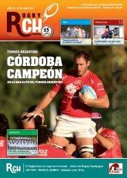 Link RCH Revista Abril N 88 - Rugby Champagne Web