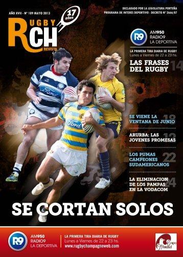 este link a la revista - Rugby Champagne Web