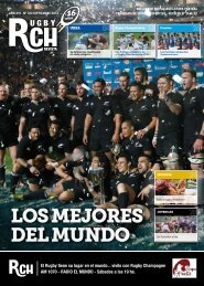 Revista RCH N° 103 – Septiembre 2012 - Rugby Champagne Web