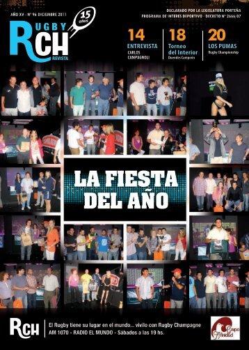 Link a la Revista RCH de Diciembre 2011 – N 96 - Rugby ...