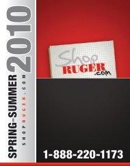 2010 - Ruger