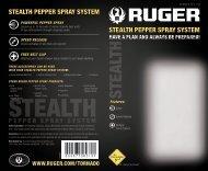 STEALTH - Ruger