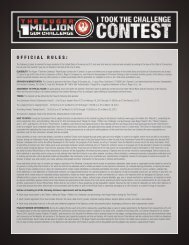 OFFICIAL RULES: - Ruger