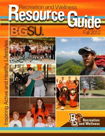 Student Recreation Center - Bowling Green State University