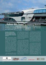 TOP MAGAZIN RUHR, Ausgabe 4, Winter 2009/2010 ... - RuhrZirkel