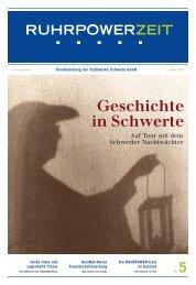 Nr. 05 - Oktober 2003 - Stadt Schwerte