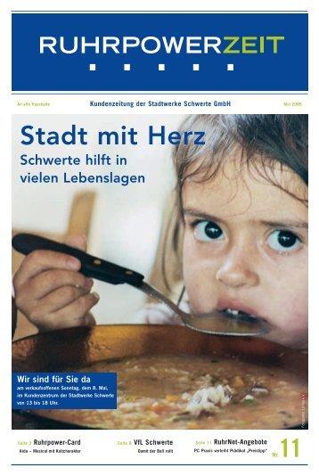 Nr. 11 - Mai 2005 - Stadt Schwerte