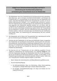 Anlage 8 zum Lieferantenrahmenvertrag (Gas) nach KoV IV ...