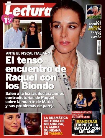 Revista Lecturas 25-06-2014