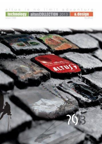 Altus Collection 2013 - Origenes Puebla Deporte Extremo