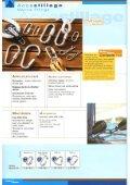 Catalogue Maillon Rapide Péguet 2009 - Page 4