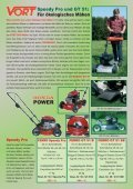 Rasenmäher - Rumsauer - Page 3
