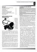 BV 110 E - BV 170 E - BV 290 E - Rumsauer - Page 3