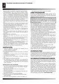 BV 110 E - BV 170 E - BV 290 E - Rumsauer - Page 4
