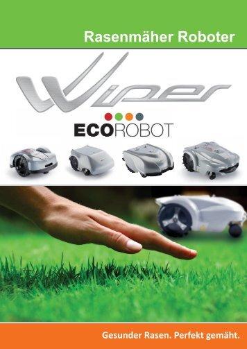 Rasenmäher Roboter - Rumsauer