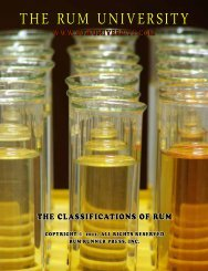 Download Free Low Resolution PDF - The Rum Shop