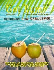 COCONUT RUM CHALLENGE - The Rum Shop