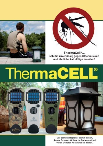 ThermaCell®... - Rumsauer