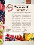 Wie wertvoll Fruchtsaft ist - Seite 2